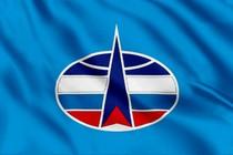 Флаг Войск воздушно-космической обороны (ВКО)