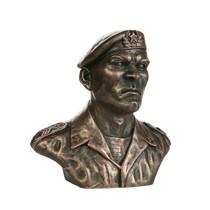 Скульптура «Бюст советского десантника №14»