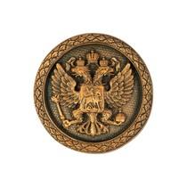 Скульптура «Герб России (круглый)»