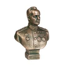 Скульптура «Жуков Г.К. (бюст № 4)»