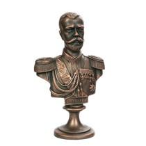 Скульптура «Николай Второй (бюст № 2)»