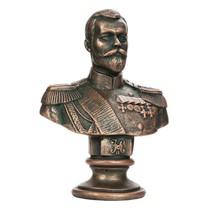 Скульптура «Николай Второй (бюст)»