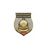 Фрачный знак «140 лет водолазному делу России»