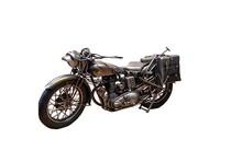 Мотоцикл ТРИУМФ, масштабная модель 1:9