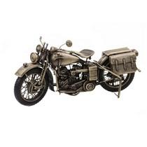 """Мотоцикл """"Harley Davidson WLA-42"""", масштабная модель 1:9"""