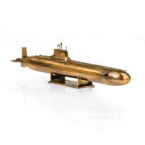 """Подводная лодка """"ТАЙФУН"""", масштабная модель 1:700"""