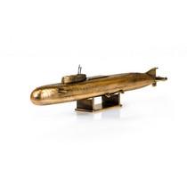 """Подводная лодка """"ОМСК"""", масштабная модель 1:700"""