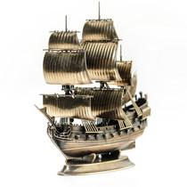 """Корабль """"Чёрная Жемчужина"""", масштабная модель 1:350"""