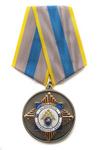 Медаль «За верность служебному долгу» СК России