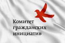 Флаг Комитет гражданских инициатив