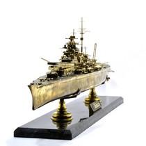 """Линкор """"Бисмарк"""", масштабная модель 1:350"""