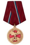 Медаль МВД РФ «Участник боевых действий на Северном Кавказе»