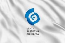 Флаг Центр развития Донбасса
