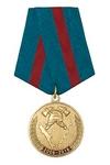 Медаль «10 лет ППС Сахалинской области» с бланком удостоверения (2006 - 2016)