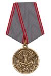 Медаль «Офицеры России» с бланком удостоверения