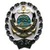 Знак «Мореходная школа ВМФ»