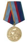 Медаль «За участие в миротворческой миссии в Нагорном Карабахе» с бланком удостоверения