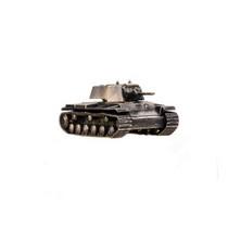 Модель танка КВ-1 обр.1940 г., масштабная модель 1:100