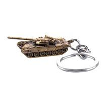 "Брелок ""Танк Т-72"", масштабная модель 1:180"
