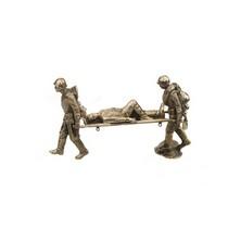 Набор Солдатиков «Советские санитары» 5шт., масштабная модель