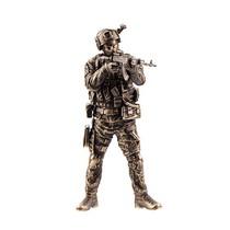 Статуэтка «Боец спецназа», масштабная модель