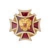 Знак «Герб России на кресте»