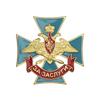 Знак МО РФ «За заслуги» ВКС