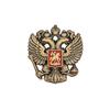 Знак на лацкан «Герб России»