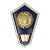 Знак об окончании гуманитарного ССУЗа Республики Беларусь(винт)