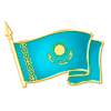 Знак «Флаг республики Казахстан»