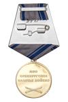 Удостоверение к награде Медаль «Слава женщинам-казачкам» с бланком удостоверения