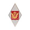 Нагрудный знак (ромб) «Об окончании ВУЗа ФСИН России»