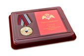 Наградной комплект к медали «65 лет вневедомственной охране»