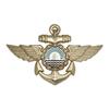 Нагрудный знак морской авиации ТОФ ВМФ России
