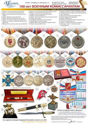 100 лет Военным комиссариатам