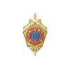 Знак на лацкан «100 лет службе внешней разведки»