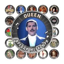 Коллекция монет «Queen» (35 шт.)