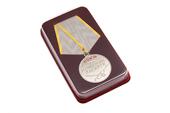 Футляр под медаль диаметром 32 мм