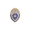 Знак на лацкан «ЦССИ ФСО России в республике Хакасия»