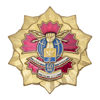 Нагрудный знак  «60 лет вч 41480 п.Тойворово ЛО»