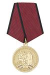 Медаль «25 лет СОБР Отдела Росгвардии по Еврейской АО» с бланком удостоверения