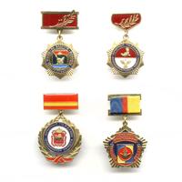 Комплект знаков «Геральдика Челябинской области»