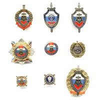 Комплект знаков «Вневедомственная охрана МВД РФ»