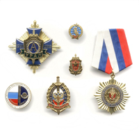 Комплект знаков «ФСБ»