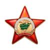 Знак «Ветеран Афганской войны», №3 с бланком удостоверения