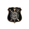 Знак на лацкан «Служба защиты государственной тайны ВС РФ»