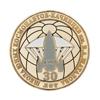 Памятная медаль «30 лет выпуска - школа юных коcмонавтов-Качинцев (ШЮКК)»