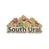 Знак фрачный «South Ural»
