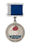 Знак на квадроколодке «Ветеран профессионально-технического образования» с бланком удостоверения