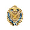 Знак «20 лет службе ИАЗ МВД РФ»